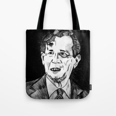 43. Zombie George W. Bush  Tote Bag