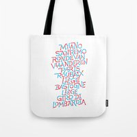 Five Monuments Of Cyclin… Tote Bag