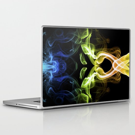 Smoke Photography #29 Laptop & iPad Skin