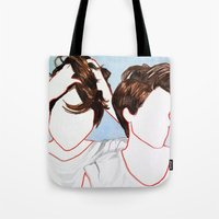 Tegan And Sara Tote Bag