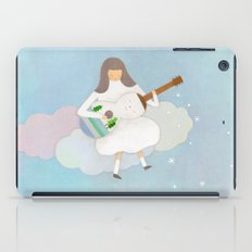 Winter play iPad Case