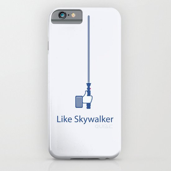 Coupling Up (accouplés) Like Skywalker iPhone & iPod Case