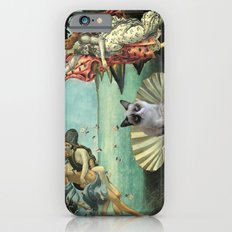 Birth Of Grumpy Cat iPhone 6 Slim Case