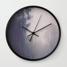 Around the Corner and a Little Beyond Wall Clock