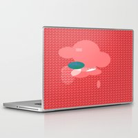 monster Laptop & iPad Skins featuring Monster by Latidra Washington