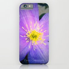 FLOWER N71 iPhone 6 Slim Case