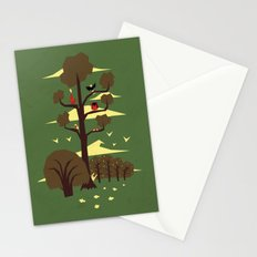 R is for Rabbit Stationery Cards