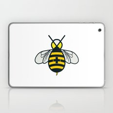 Be positive - Living Hell Laptop & iPad Skin