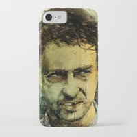 monster iPhone & iPod Cases featuring Schizo - Edward Norton by Fresh Doodle - JP Valderrama