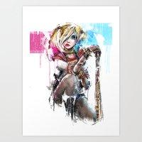 HQ Art Print