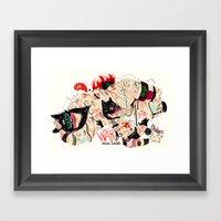 Wolfmother Framed Art Print