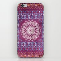 Old Bookshop Magic Mandala iPhone & iPod Skin