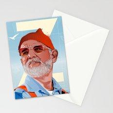 Doc Zissou 2 Stationery Cards