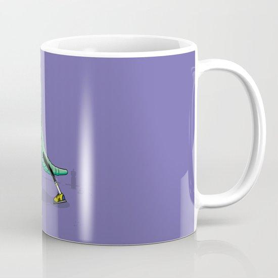 Worming Up Mug