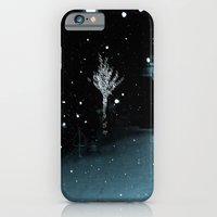 iPhone & iPod Case featuring WHITEOUT : Wintree by Kelsey Pohlmann