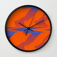Digital Died/TigerPower Wall Clock