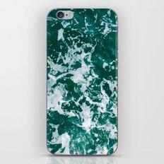 Sea Green Love iPhone & iPod Skin