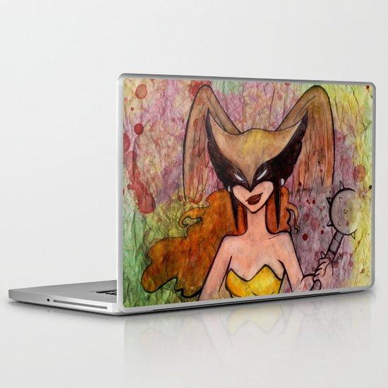 Shayera Laptop & iPad Skin