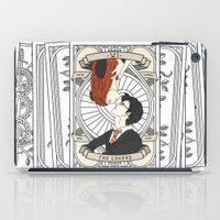 Harry Potter Tarot iPad Case