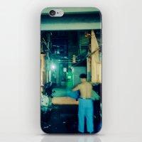 Shanghai #18 iPhone & iPod Skin