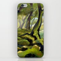 On The Edge iPhone & iPod Skin