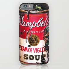 Cream of Vegetable iPhone 6 Slim Case