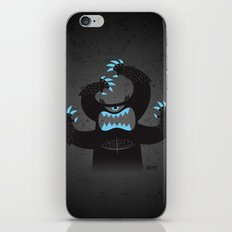 Monster In My Pants iPhone & iPod Skin