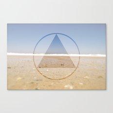 Beachside Canvas Print