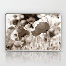 POPPY - SEPIA Laptop & iPad Skin