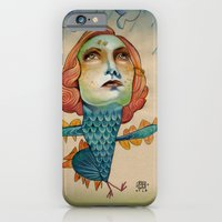 iPhone & iPod Case featuring INTO THE STORM by busymockingbird