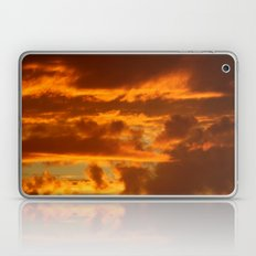 Clouds of Gold Laptop & iPad Skin