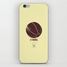 1900 iPhone & iPod Skin