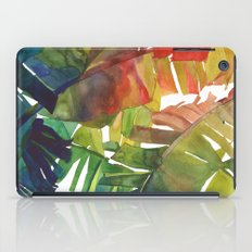 The Jungle vol 5 iPad Case