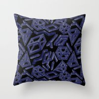 Deep Space Throw Pillow