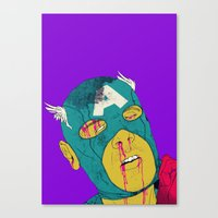 Soc! Canvas Print