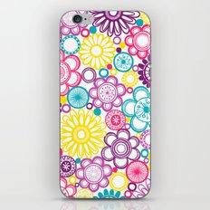 BOLD & BEAUTIFUL blooms iPhone & iPod Skin