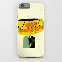 iPhone & iPod Case featuring Hello Wisconsin by Josh Franke