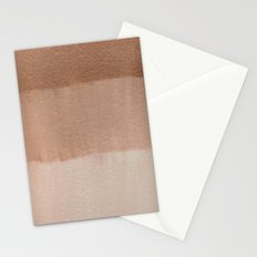 Dusty Rose Ombre Stationery Cards