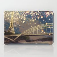 Love Wish Lanterns Over … iPad Case