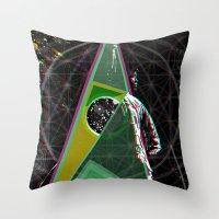 SiFu°^ Throw Pillow