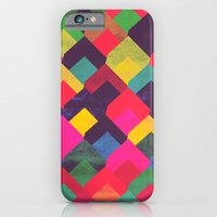 iPhone & iPod Case featuring colour + pattern 11 by Georgiana Paraschiv