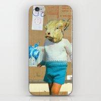 Young Minotaur iPhone & iPod Skin