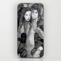 Former Blue Planet iPhone & iPod Skin