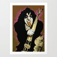 Poster The Great Gene Si… Art Print