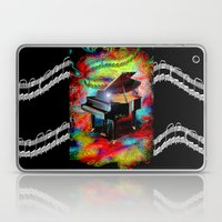 Psychedelic Baby Grand Laptop & iPad Skin