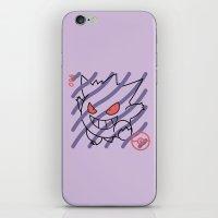 G-094 iPhone & iPod Skin