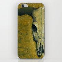 Dry. iPhone & iPod Skin