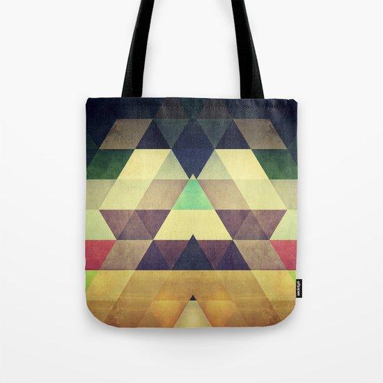 kynxypt kyllyr Tote Bag