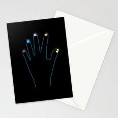 Spirit Fingers Stationery Cards