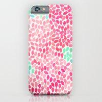 iPhone & iPod Case featuring rain 7 by Garima Dhawan